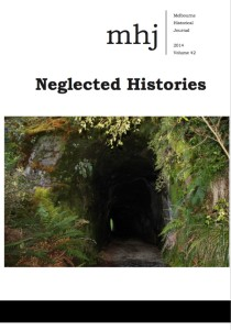 View Vol. 42 No. 1 (2014): Neglected Histories